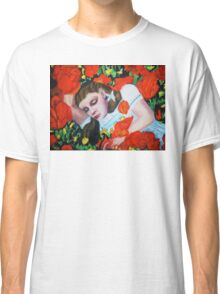 ASLEEP IN THE POPPIES , WIZARD OF OZ Classic T-Shirt
