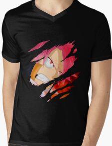 fairy tail natsu dragneel anime manga shirt Mens V-Neck T-Shirt