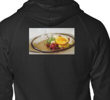 Plater of fruit Zipped Hoodie