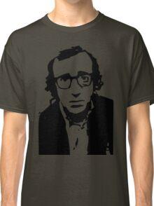 Annie Hall Woody Allen Stencil Classic T-Shirt
