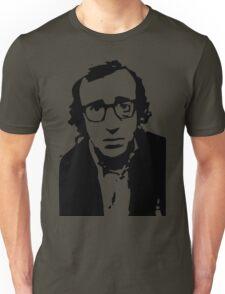 Annie Hall Woody Allen Stencil Unisex T-Shirt