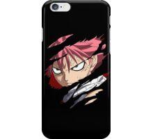 fairy tail natsu dragneel anime manga shirt iPhone Case/Skin