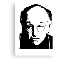 Seinfeld Comedian Larry David Canvas Print
