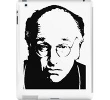 Seinfeld Comedian Larry David iPad Case/Skin