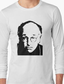 Seinfeld Comedian Larry David Long Sleeve T-Shirt