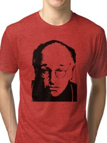 Seinfeld Comedian Larry David Tri-blend T-Shirt