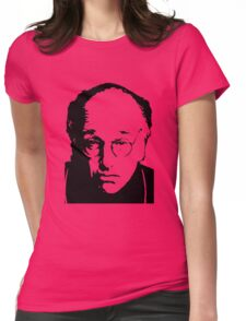Seinfeld Comedian Larry David Womens Fitted T-Shirt