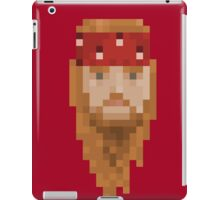 Willy Face iPad Case/Skin