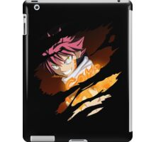 fairy tail natsu dragneel anime manga shirt iPad Case/Skin