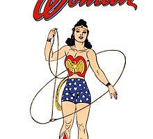 Wonder Woman by Stef410