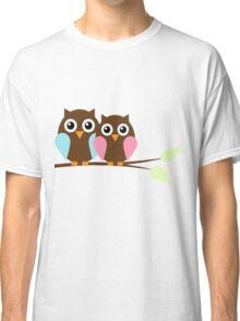 Owl love you Classic T-Shirt