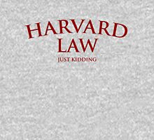 Harvard Law Unisex T-Shirt