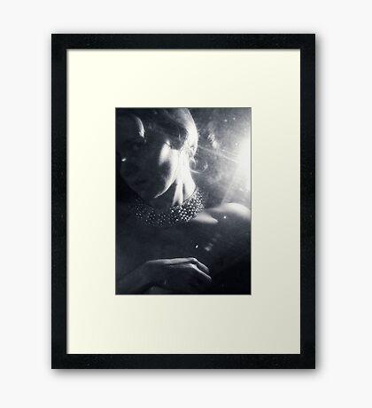 01-09-11 Mirrormirror Framed Print