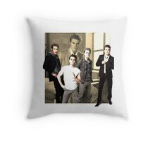 Paul Wesley Throw Pillow