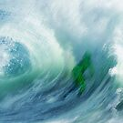 the big wave by Marlies Odehnal