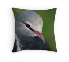 Wonga Pigeon Throw Pillow
