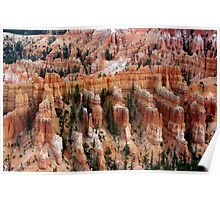All in a Row ~ Bryce Canyon Poster