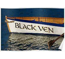 Black Ven Poster