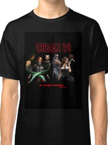 Urban 30 Superhero T-Shirt Classic T-Shirt