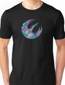 Watercolor Sabine (black) Unisex T-Shirt