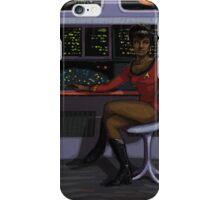 Uhura iPhone Case/Skin