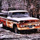 Old GMC Pickup - Springtown Texas by jphall