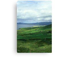 A little piece of heaven - Ireland - 2 Canvas Print