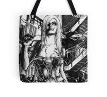 Zombie  Deception Tote Bag