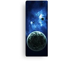 Fear of a Blank Planet Canvas Print
