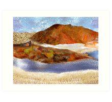 """Big Rock Candy Mountain"" Art Print"