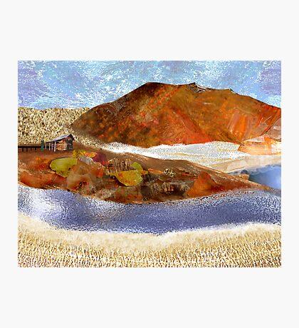 """Big Rock Candy Mountain"" Photographic Print"
