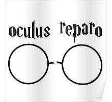 HP - Oculus Reparo Poster