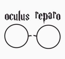 HP - Oculus Reparo Kids Tee