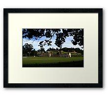 Port Arthur, Tasmania Framed Print