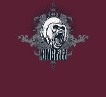 King of the Hood! Silverback Gorilla Hood T-Shirt Unisex T-Shirt