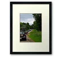 Nature Valley Grand Prix Menomonie Road Race Framed Print