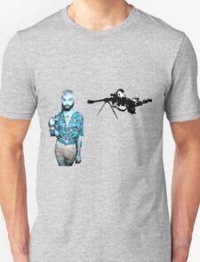 Evil Walks Among Us T-Shirt