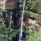 Govett's Leap, Blackheath in the Blue Mountains of NSW, Australia. by Catherine Davis