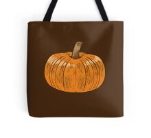Plain painted pumpkin Tote Bag