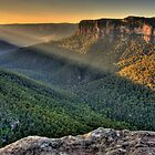 Wall's Lookout by vilaro Images