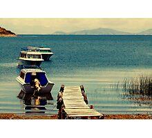 Isla del Sol II Photographic Print