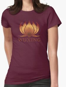 Wuxing Womens Fitted T-Shirt
