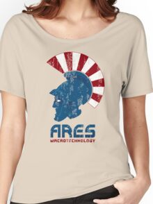 Ares Macrotechnology Women's Relaxed Fit T-Shirt