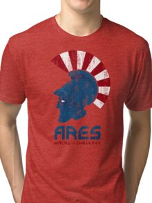 Ares Macrotechnology Tri-blend T-Shirt