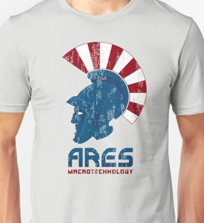 Ares Macrotechnology Unisex T-Shirt