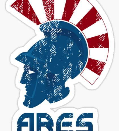 Ares Macrotechnology Sticker