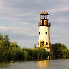 sulina lighthouse by ammit