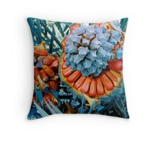 Encephalartos lehmanii - Oos-Kaap, Suid-Afrika Throw Pillow