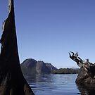 kayaking gems         8.1.11 Tullabardine Dam by gaylene
