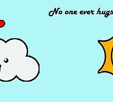 No One Ever Hugs Me.... by raejintee
